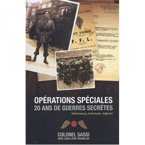 Opérations Spéciales Jean Sassi éditions nimrod