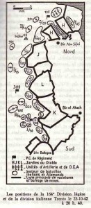 Afrika Korps Carell exemple de carte