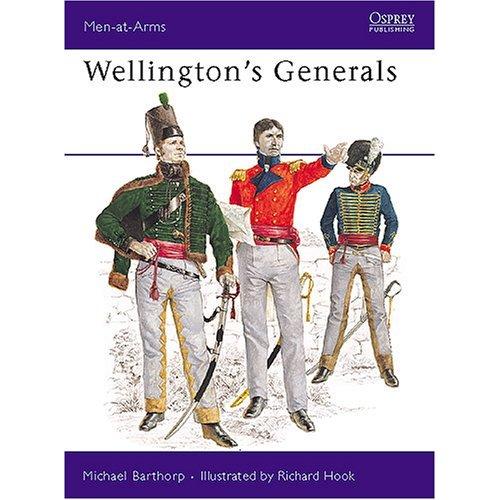 Wellington's Generals Michael Barthorp