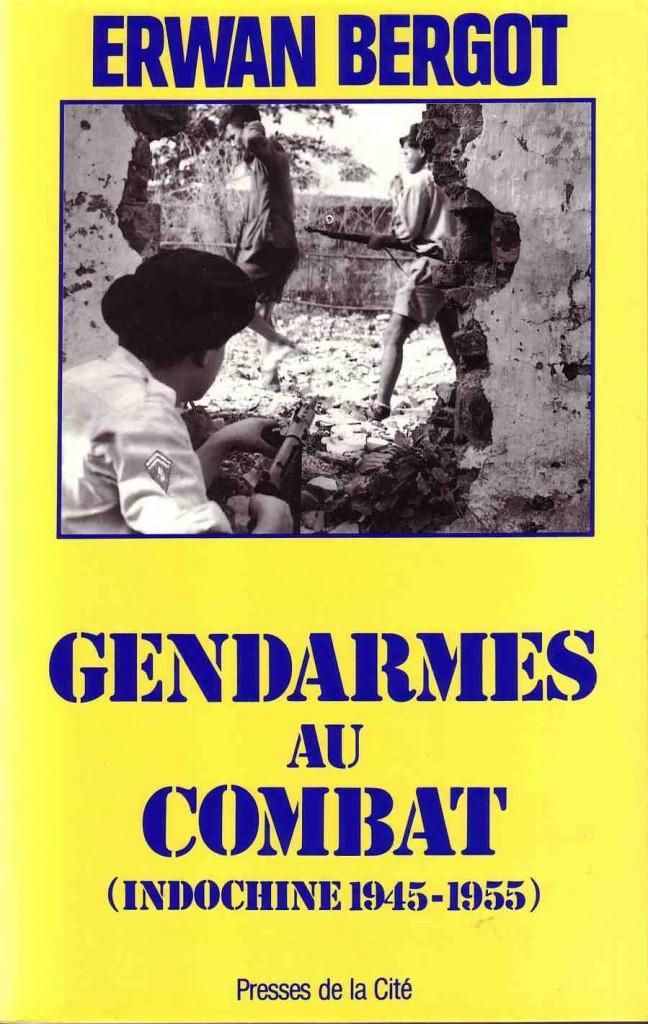 gendarmes au combat Erwan Bergot