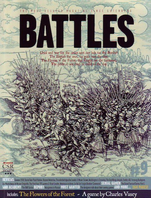 Battles Magazine #9