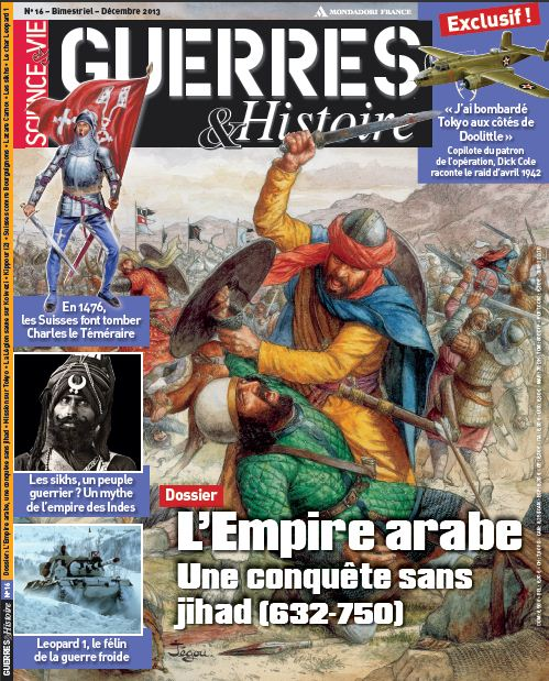 Guerres & Histoire #16