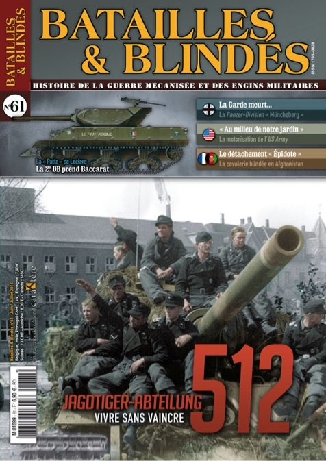 Batailles & blindés #61