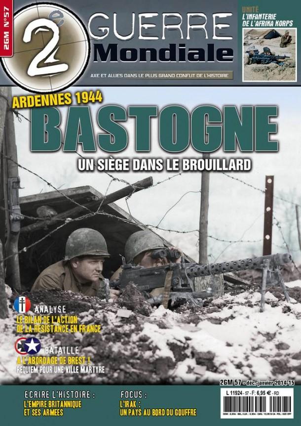 2e guerre mondiale magazine #57