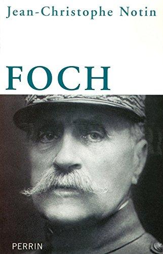 Foch Jean-Christophe Notin