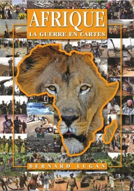 Afrique la guerre en cartes