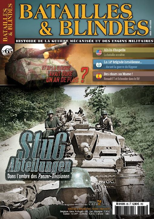 Batailles & blindés #65
