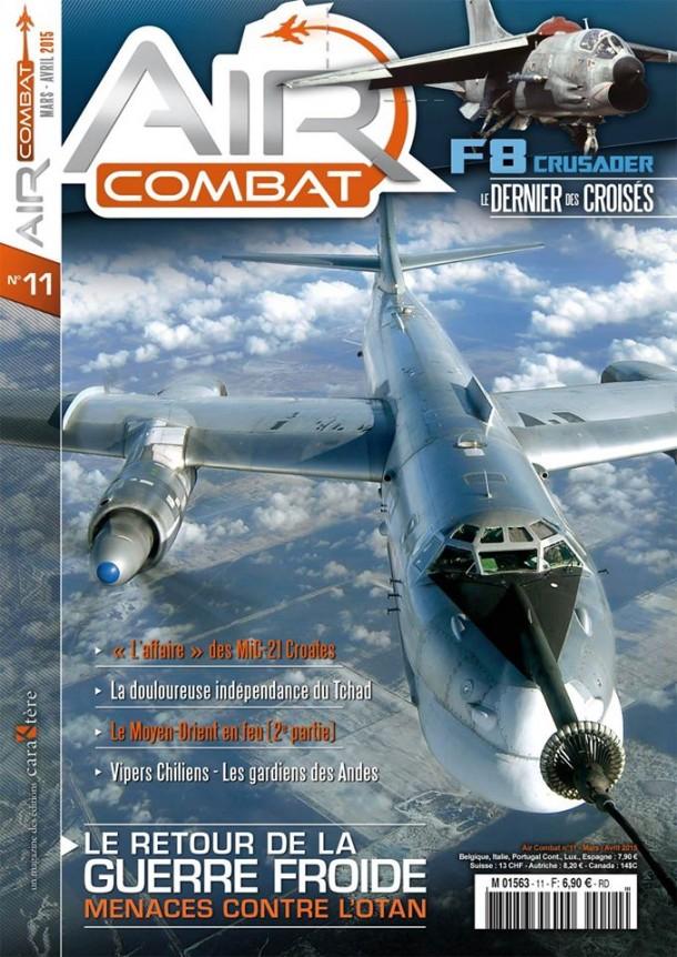Air Combat #11 magazine
