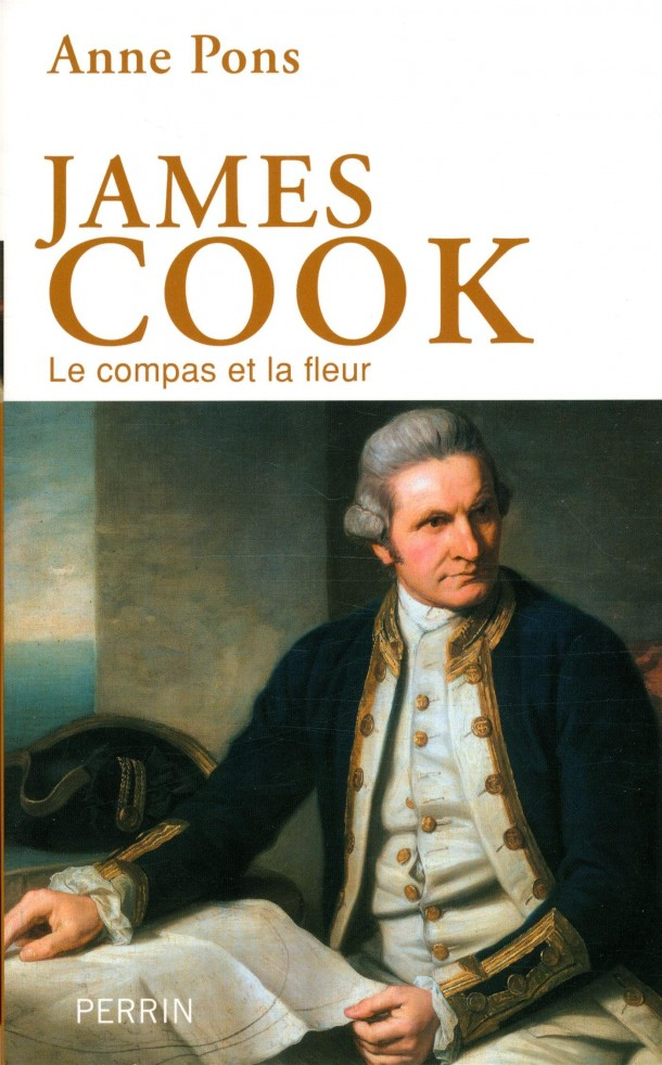 James Cook par Anne Pons