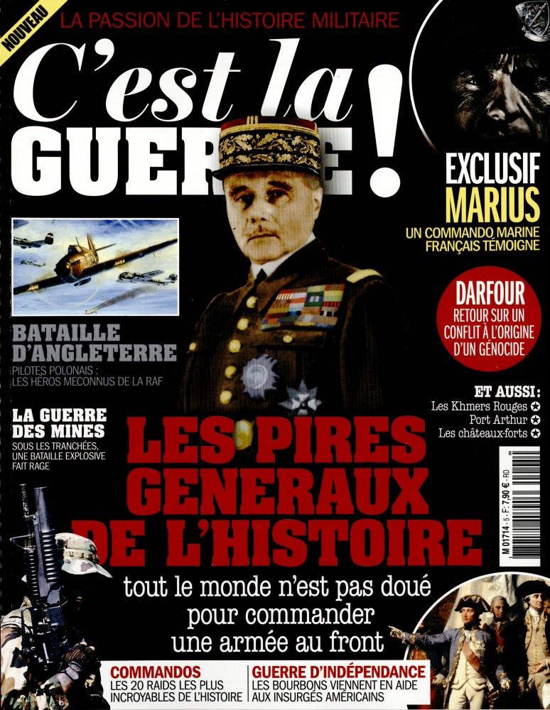C'est la guerre ! #5