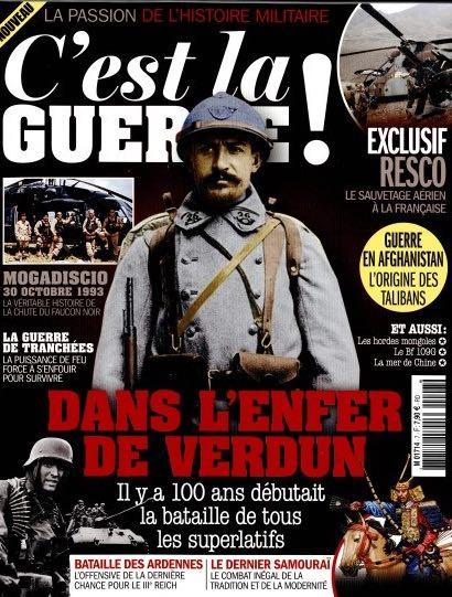 C'est la guerre ! Magazine #7