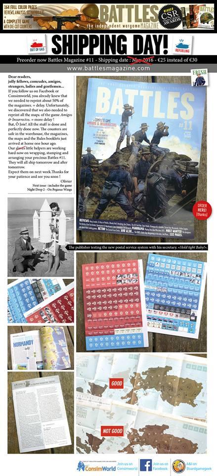 Battles Magazine #11