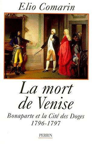 La mort de Venise Elio Comarin