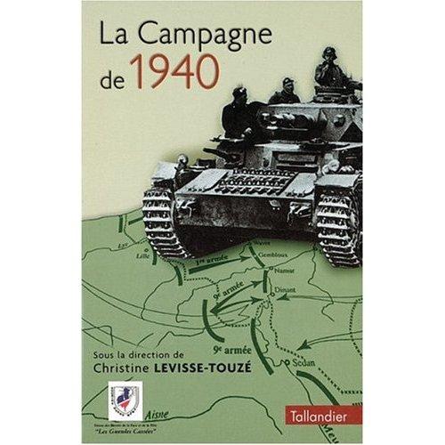 la-campagne-de-1940-christine-levisse-touze