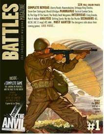 Battles magazine 1
