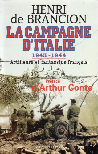 Campagne d'Italie Henri de Brancion