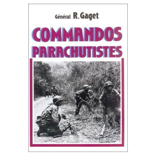 Commandos parachutistes Gaget