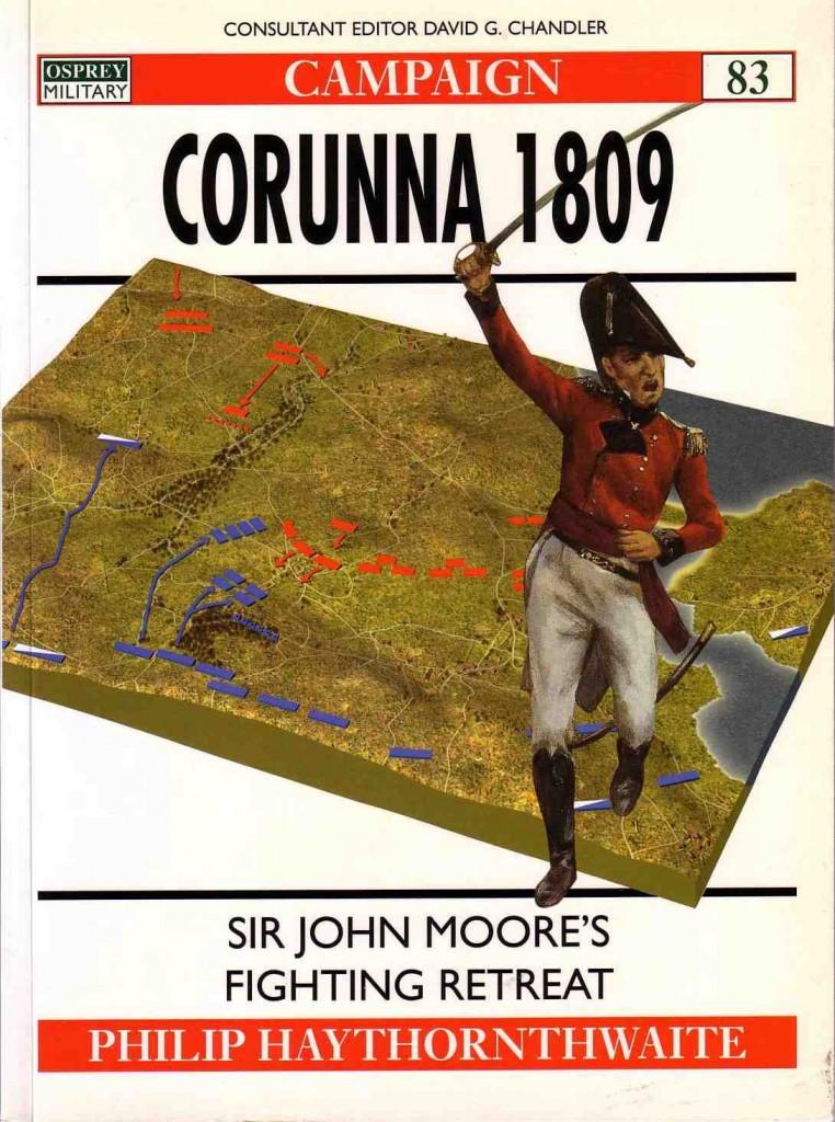 Corunna 1809 Philip Haythornthwaite