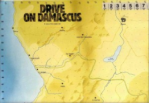 Drive on Damascus carte