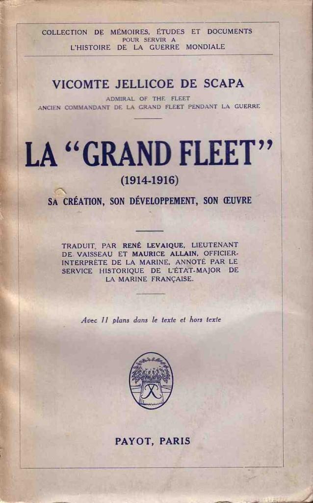 Grand fleet Jellicoe