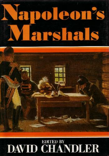 Napoleon's marshals David Chandler