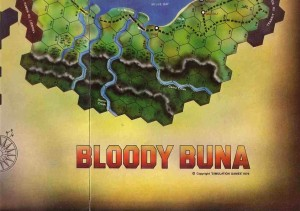 Bloody Buna carte
