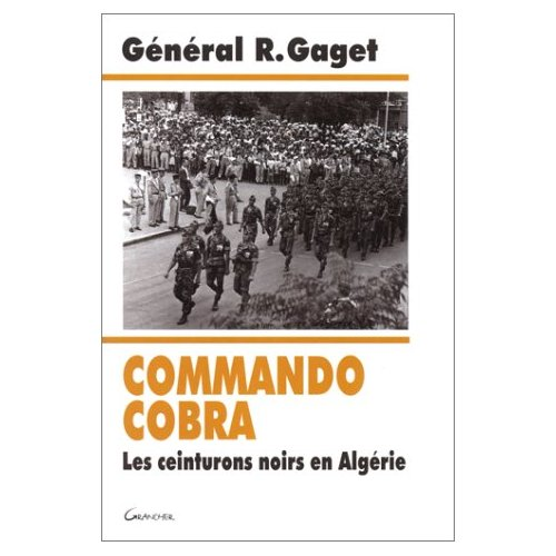 Commando Cobra Robert Gaget