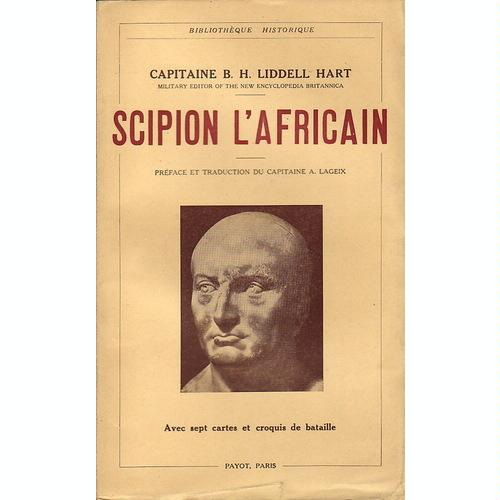 Scipion l'Africain Liddell Hart
