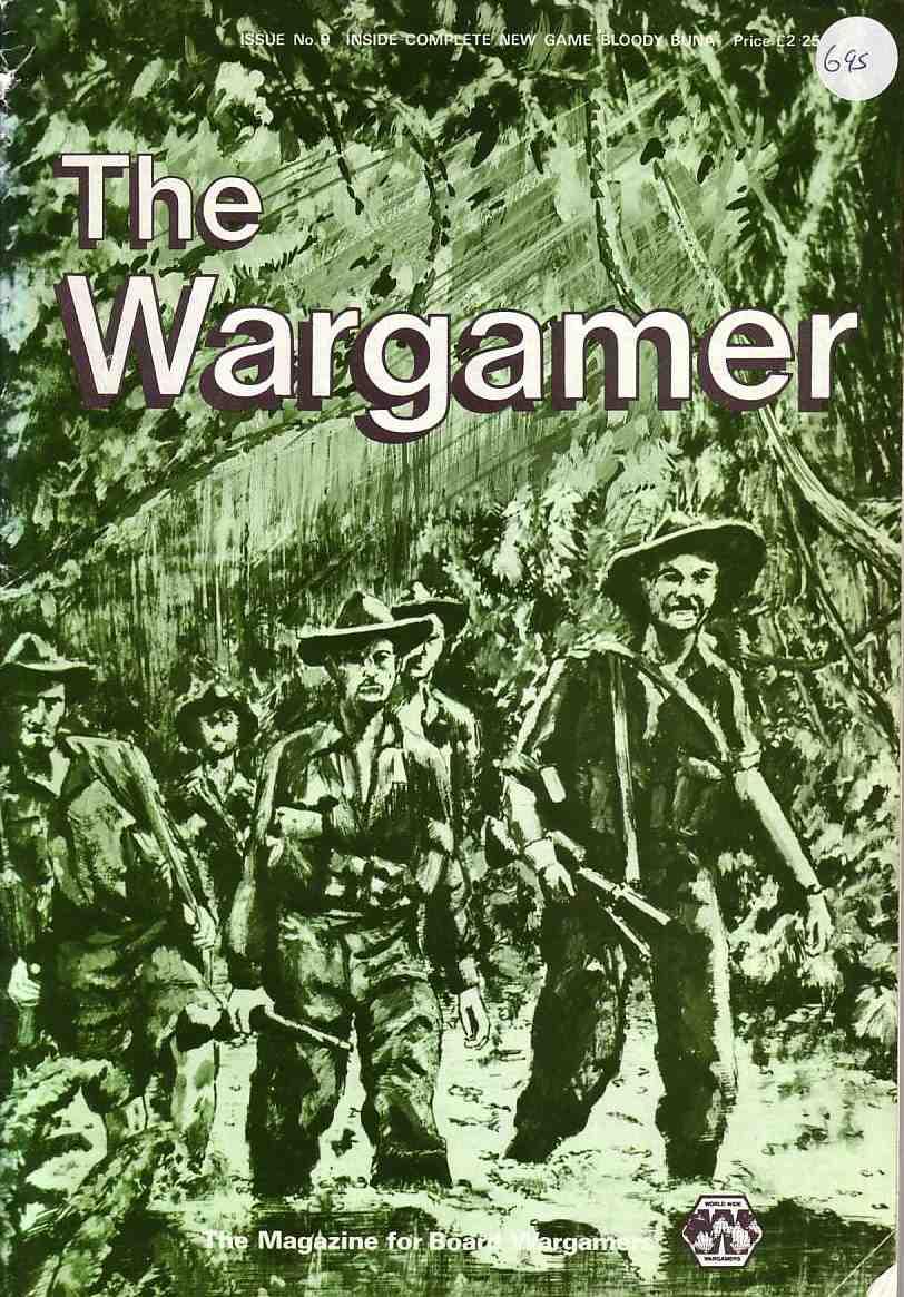 The Wargamer 9