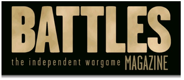Battles Magazine Logo