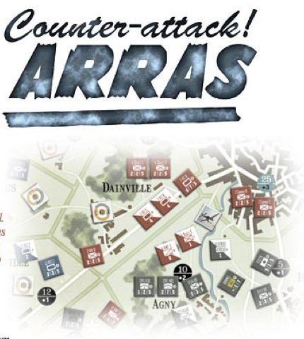 Counterattack Arras 1940 BM2