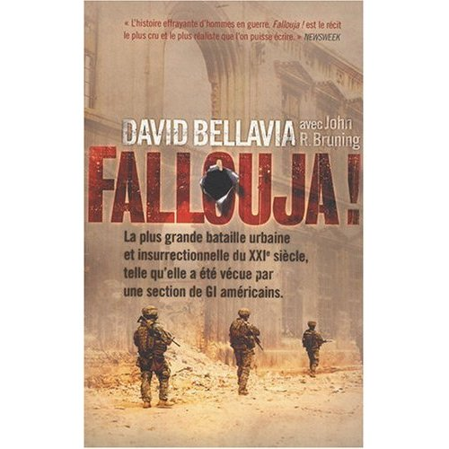 Fallouja David Bellavia