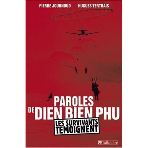 Paroles de Dien Bien Phu Tertrais Journoud