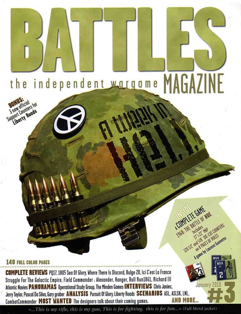 Battles Magazine #3