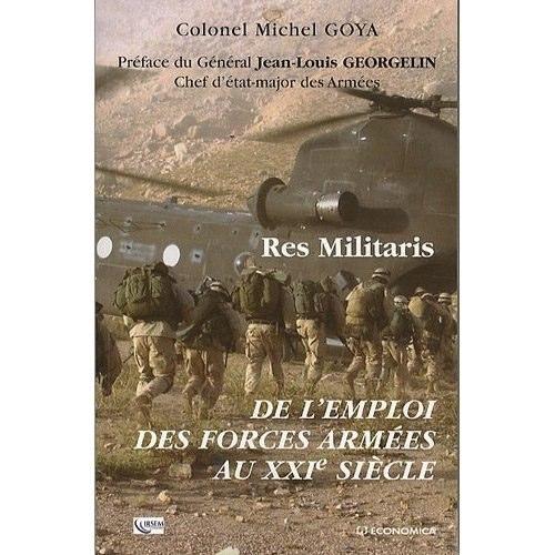 Res militaris Michel Goya éditions economica