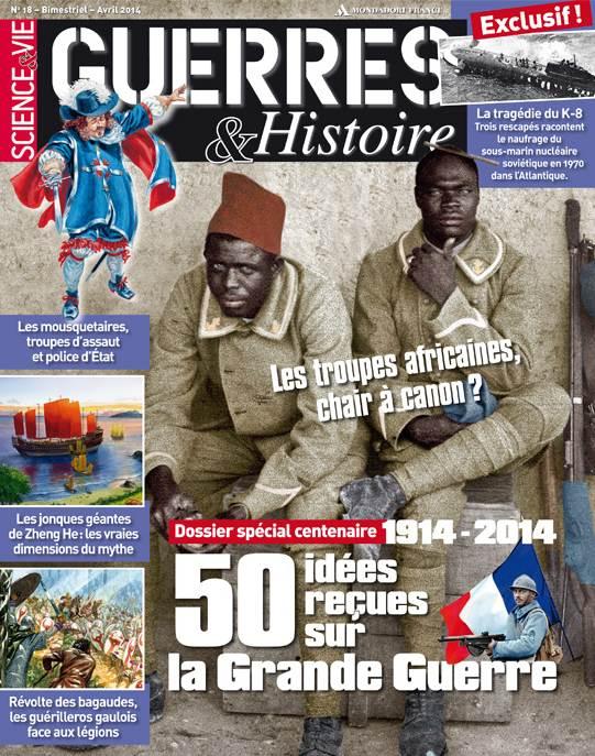 Guerres & Histoire 18