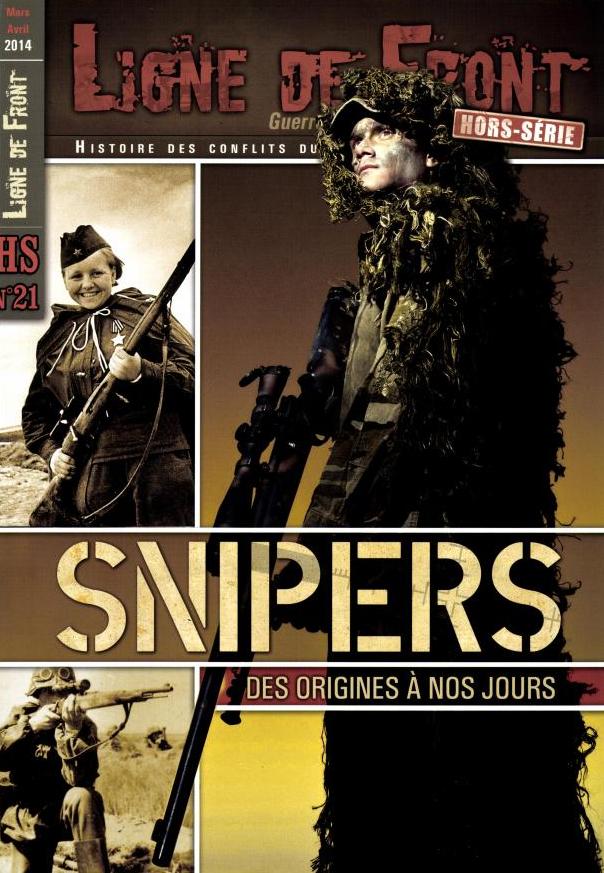 Ligne de front hors-série #21 Snipers