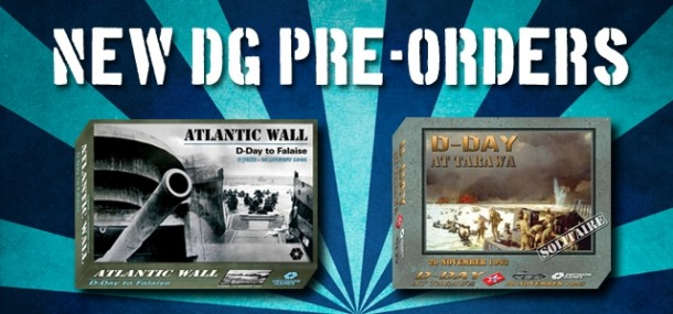 Pre orders Decision Games