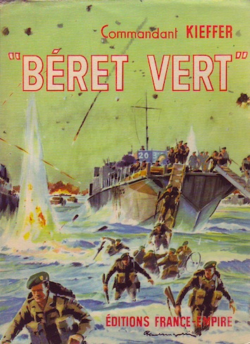 Béret Vert Kieffer