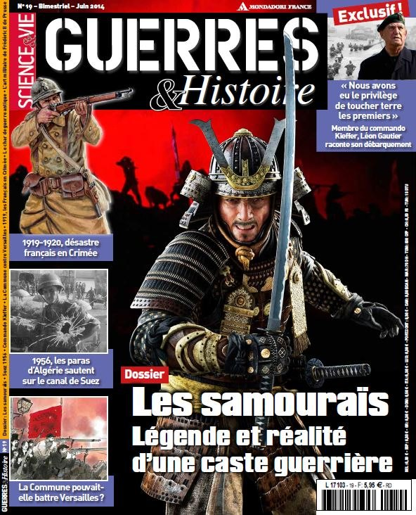 Guerres & Histoire n°19