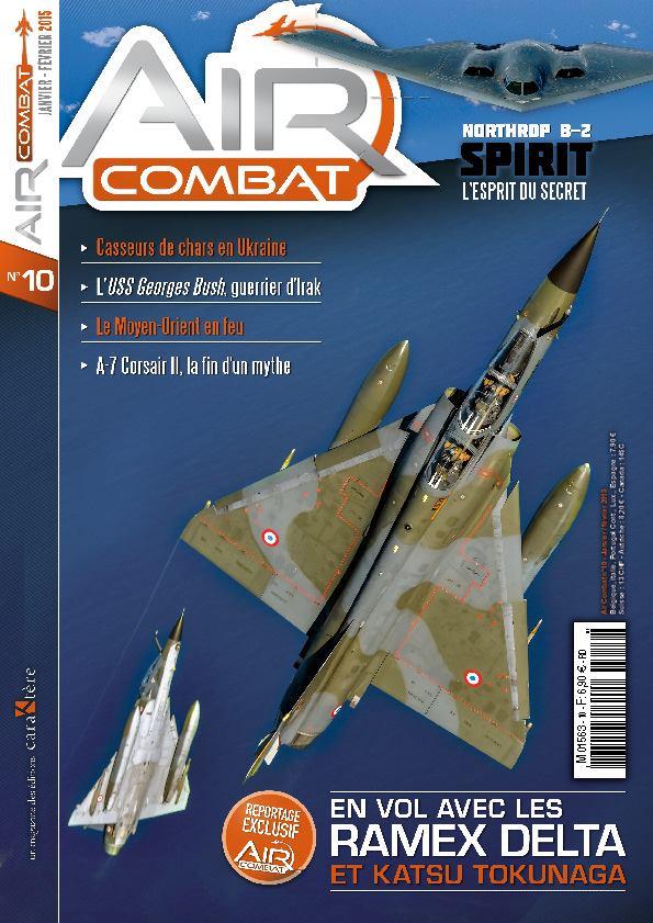 AIr Combat #10 Magazine