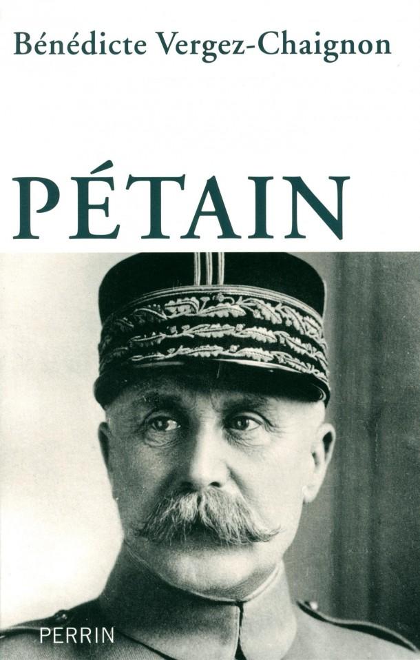 Pétain Bénédicte Vergez-Chaignon