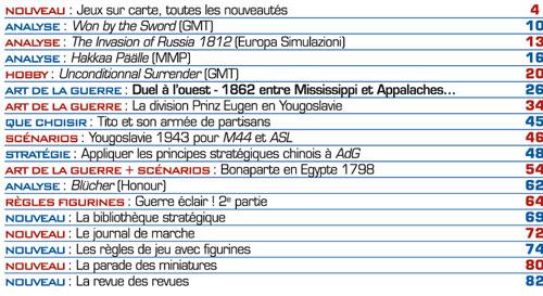 sommaireVAE121