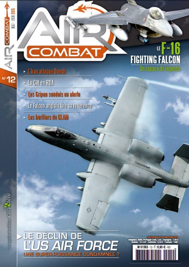 AIr Combat #12