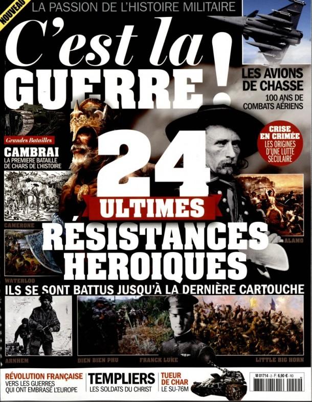 C'est la guerre Magazine