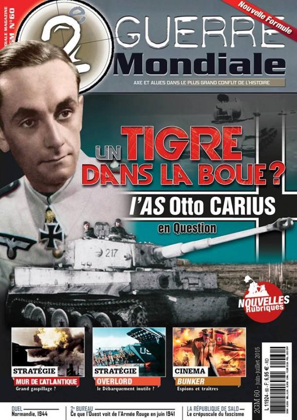 2e guerre mondiale #60 magazine