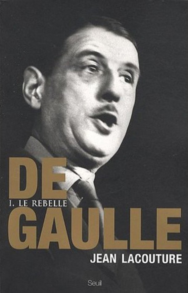 De Gaulle Jean Lacouture