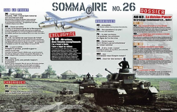 Sommaire GH 26