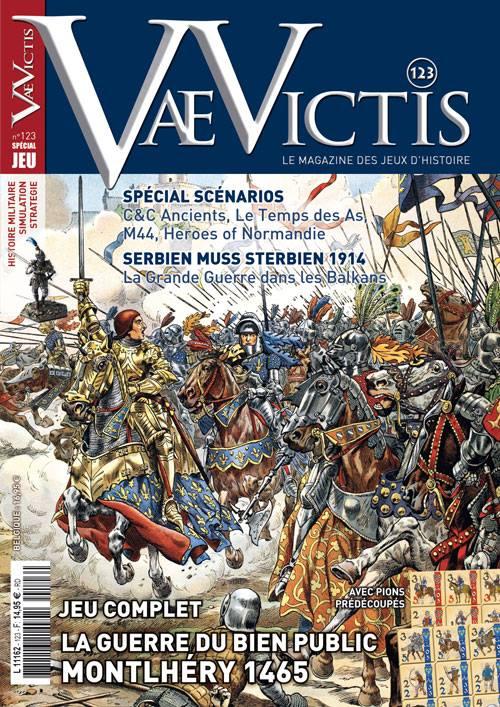 VaeVictis #123 Magazine