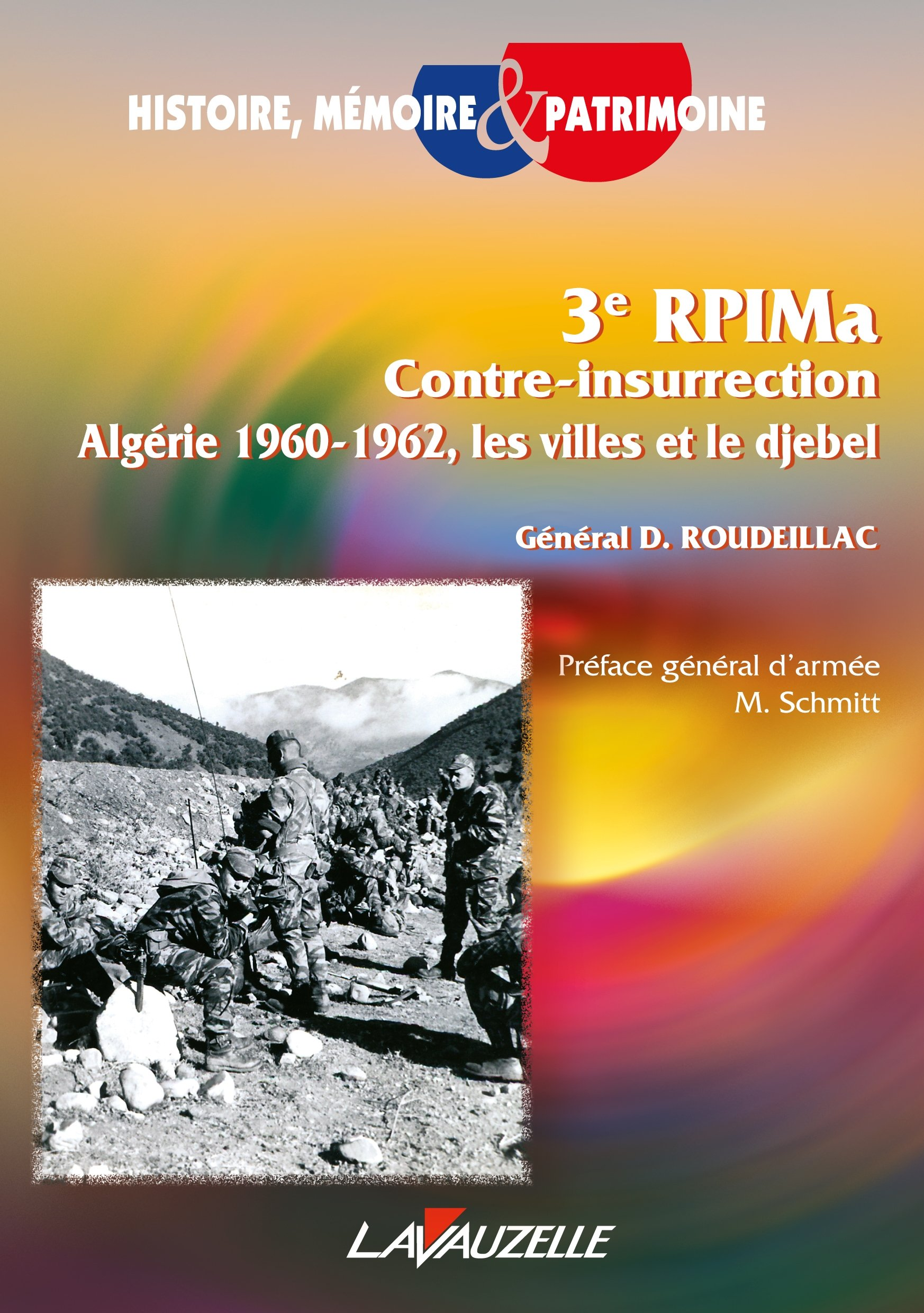 3e RPIMA contre-insurrection D Roudeillac